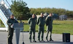 Завърши съвместната мисия на военновъздушните сили на България и Италия