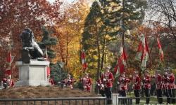 Военен церемониал в София