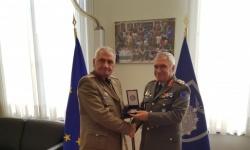 Началникът на отбраната участва в есенната сесия на Военния комитет на ЕС