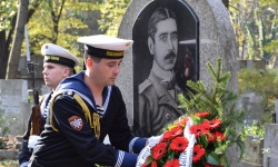 Почетохме делото на капитан І ранг Георги Купов