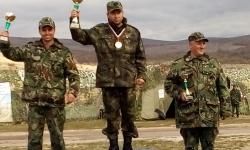 61-ва механизирана бригада спечели купата на командира на Сухопътни войски