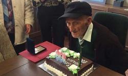 Община Самоков чества 100-годишнината на фронтовака Александър Ласкин