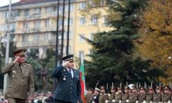 Началникът на Генералния щаб на Македония гостува у нас