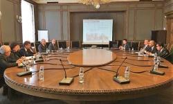 """Представители на финландската компания """"Patria"""" гостуваха на Комисията по отбрана"""