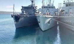"""""""Шквал"""" участва в учението на ВМС на Гърция"""