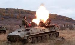 Успешни бойни артилерийски стрелби на 42-ри механизиран батальон