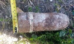Военнослужещи от Сухопътните войски в Благоевград унищожиха невзривен боеприпас