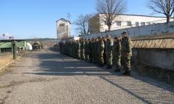 Военнослужещи повишиха професионалната си квалификация