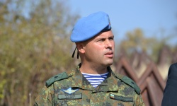 Поздравления за бригаден генерал Явор Матеев