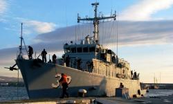 Нов голям успех на Военноморските сили