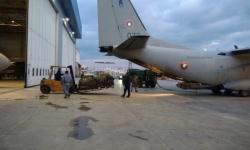 "Доставяме хуманитарна помощ за Албания с военнотранспортен самолет ""Спартан"""