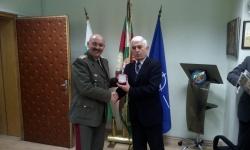 Командирът на Сухопътни войски се срещна с ръководството на СОСЗР