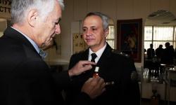 Високо отличие за командира на Военноморските сили