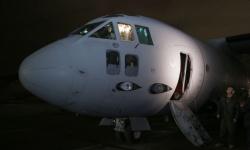 """""""Спартан"""" транспортира тежко болен пациент в Германия"""