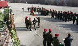 Курсисти от Единния център за начална подготовка-Плевен, положиха военна клетва