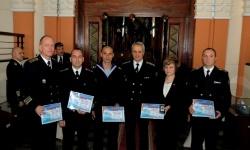 """Клуб """"Океан"""" връчи награди на най-добрите моряци"""