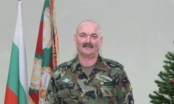 Поздравление на командира на Сухопътните войски