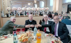 Продължава доброто сътрудничество със запасните от Румъния