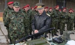 Военните формирования на Съвместното командване на силите откриха учебната година