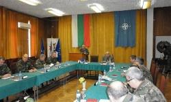 Започнаха анализите на резултатите от подготовката на Сухопътните войски за 2017 г.