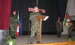 Честваха празника на военното разузнаване и празник на Първи  разузнавателен батальон