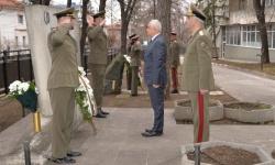"""Служба """"Военна информация"""" отбеляза 110 години от създаването на българското военно разузнаване"""