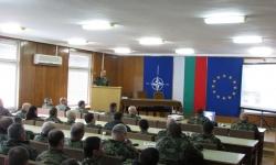 68 бригада Специални сили се справи успешно със задачите на границата