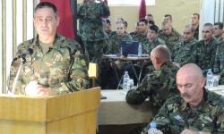 Втора механизирана бригада изпълни задачите в рамките на отпуснатия ресурс