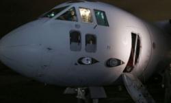 """Няма пострадали при учебна маневра със самолет C-27J """"Спартан"""""""
