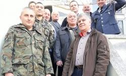 Командири от гарнизон Ямбол се срещнаха с ръководството на Регионалния СОСЗР