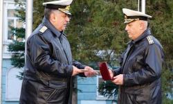"""Във ВВМУ """"Н. Й. Вапцаров"""" изпратиха тържествено офицер в запаса"""