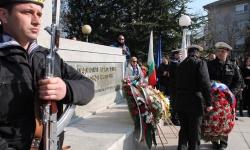 Честваха 140 години от Освобождението на Бургас