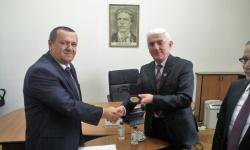Ръководството на СОСЗР обсъди социални проблеми с д-р Хасан Адемов