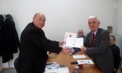 СОСЗР и КООСО подписаха споразумение за сътрудничество