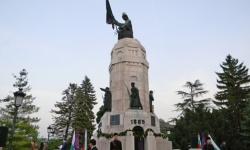 Десет  години Закон за военните паметници