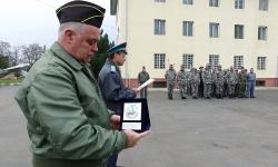 Командирът на авиобазата в Безмер полковник Валентин Иванов навърши 55 години