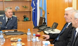 ВВС и СОСЗР обсъдиха бъдещи съвместни инициативи