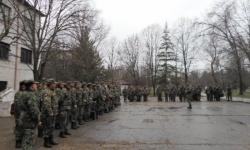 """Българи и американци тренират на полигон """"Ново село"""""""