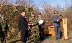 Военнослужещите от Сухопътни войски показаха отлични умения за работа с инженерната техника