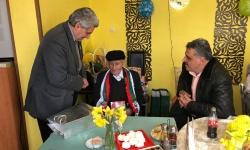 Поздравиха ветеран от войната за неговите 105 години