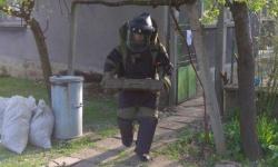 На Великден военнослужещи от Белене унищожиха невзривен боеприпас