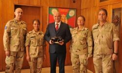 16-тият военномедицински екип се завърна от Мали