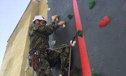 Обучаваха инструктори по алпийска подготовка