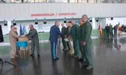 """Български екипаж на """"Спартан"""" извърши спасителни действия по време на учение"""