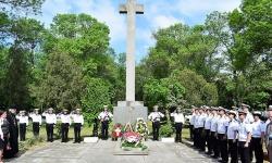 Военни моряци, ветерани и запасни отбелязаха 73 години от победата над хитлерофашизма