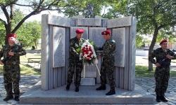 Сухопътните войски отбелязаха  9 май - Ден на победата и Ден на Европа.