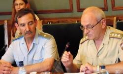 Бригаден генерал Димитър Петров ще приема новите изтребители