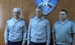 Полковник Христо Ганецовски е новият командир на Базата за командване, управление и наблюдение