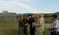 Първо състезание по динамична стрелба с пистолет, автомат и снайперова карабина