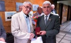 Поздравления и отличия за капитан I ранг от запаса Румен Тотев